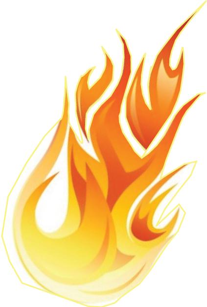 Hot Topics Flame